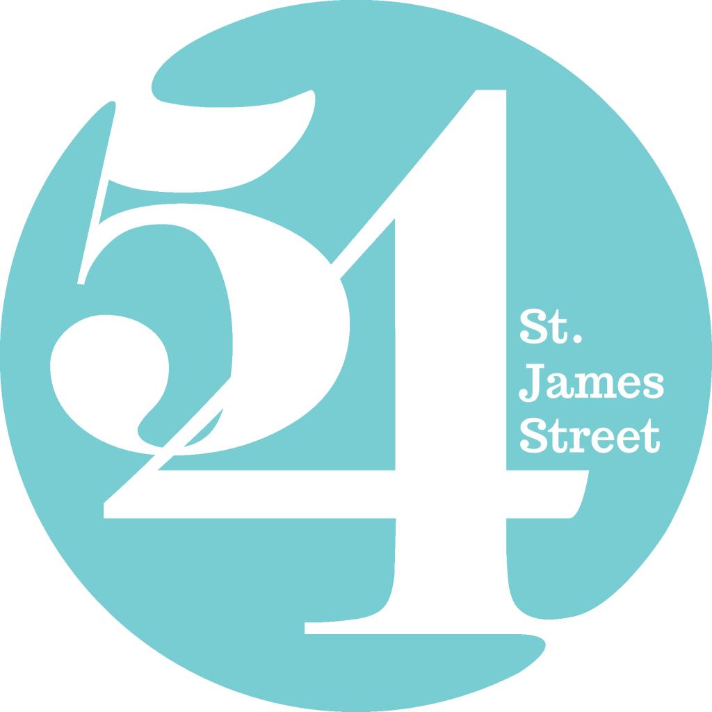 54 St James Street Logo