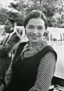 Woman of the Week | Rosa Parks | 54 St James Street