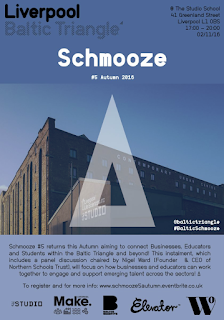 #5 Autumn Baltic Schmooze: Bridging the Gap Between Educators, Businesses and Younger Generations