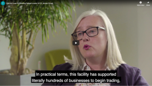 WATCH: European funding and 54 St James Street
