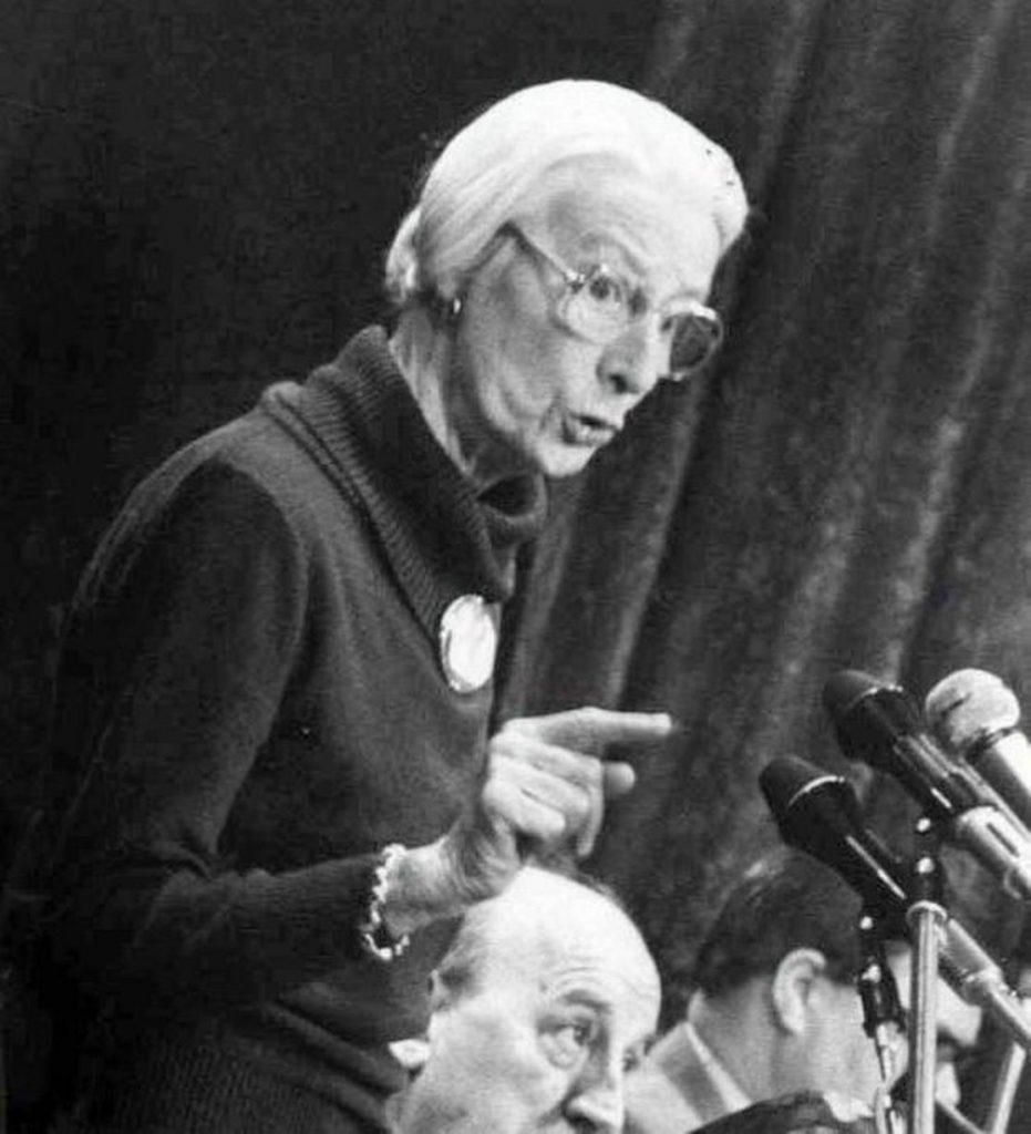 Celebrating Great Historic Women at 54: Margaret Simey