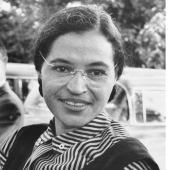 Celebrating Great Historic Women: Rosa Parks