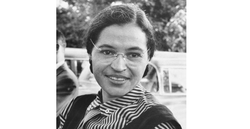 Celebrating Great Historic Women: Rosa Parks