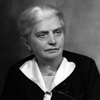 Celebrating Great Historic Women: Eleanor Rathbone