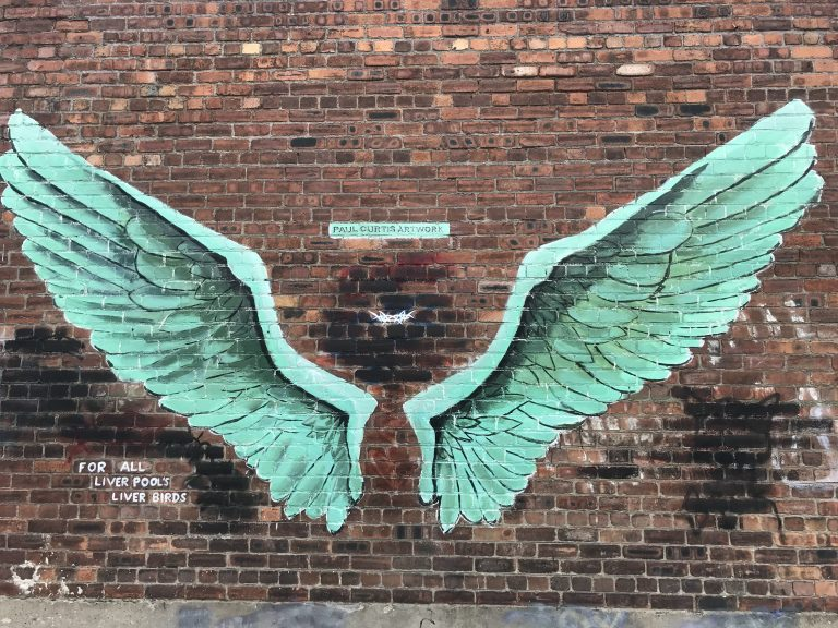 What's the story behind our favourite Baltic Triangle street art?
