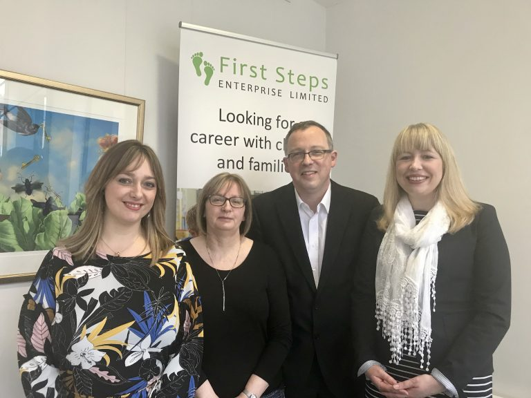 Five Years of First Steps Enterprise
