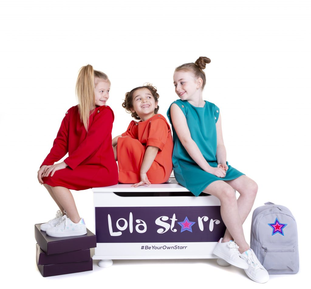 5 Minutes With… children's clothing brand Lola Starr