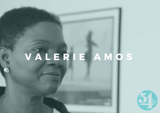 Celebrating Great Historic Women at 54: Valerie Amos