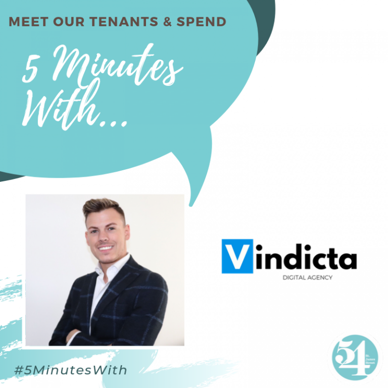 5 Minutes With Vindicta Digital