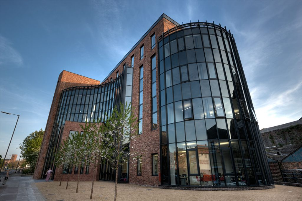 Looking for city centre office space in Liverpool?