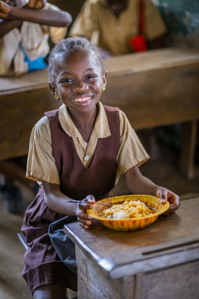 5 minutes with… Mary's Meals