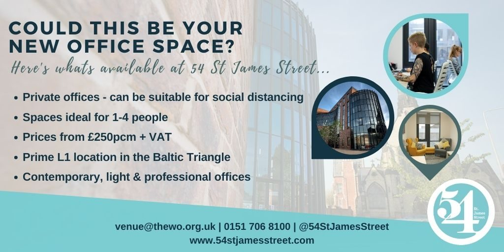 Office space liverpool baltic triangle
