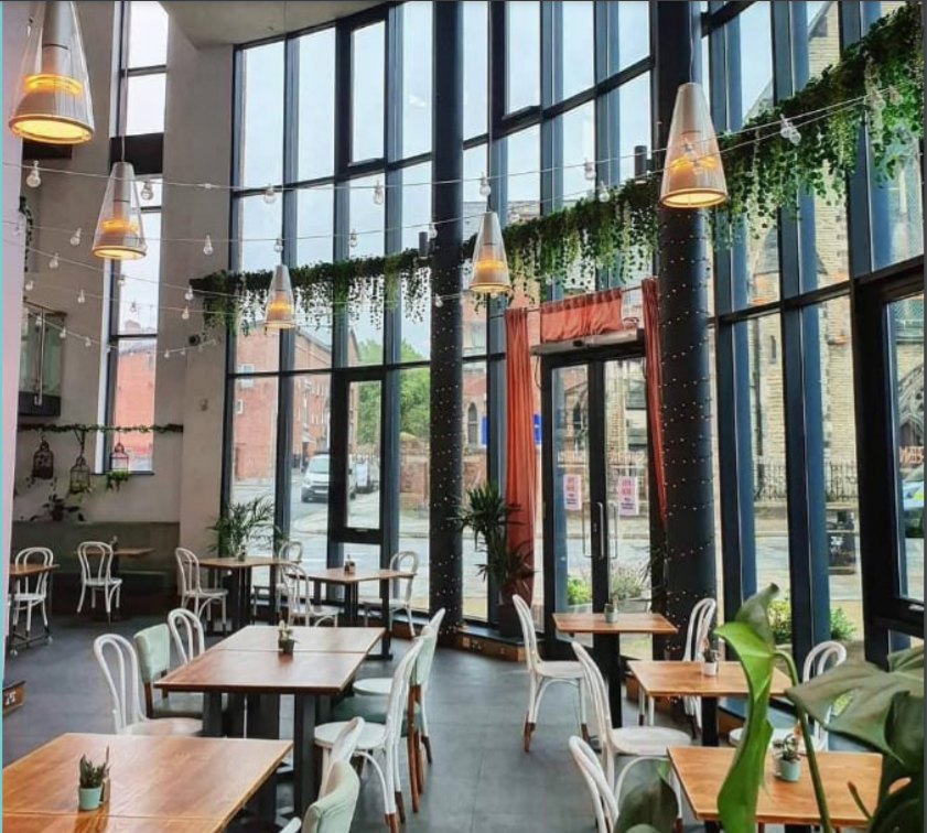 Unique opportunity for cafe bar in Liverpool's Baltic Triangle!